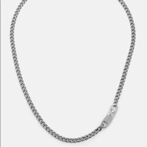 VITALY Maze Chain in Silver